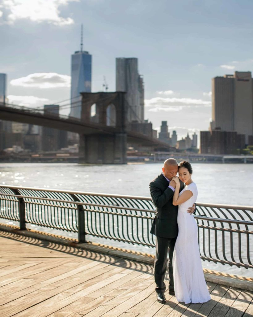 Top wedding photographers nyc